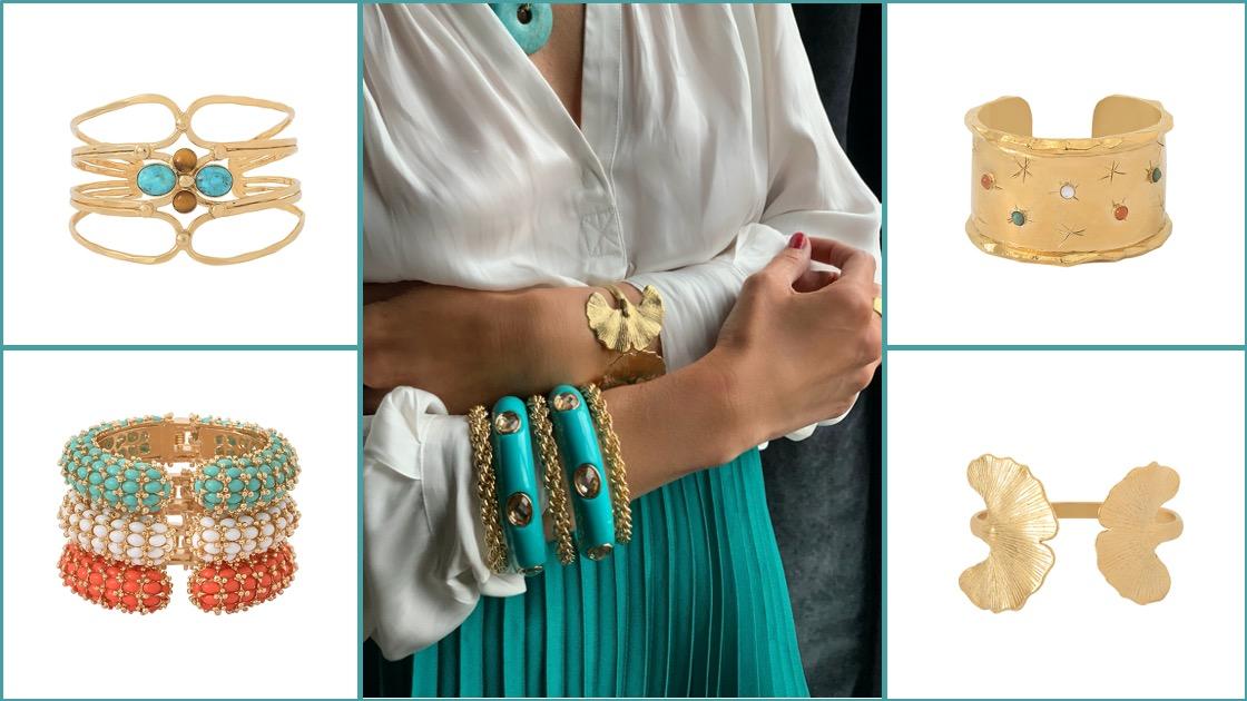 Bracelets - Manchettes