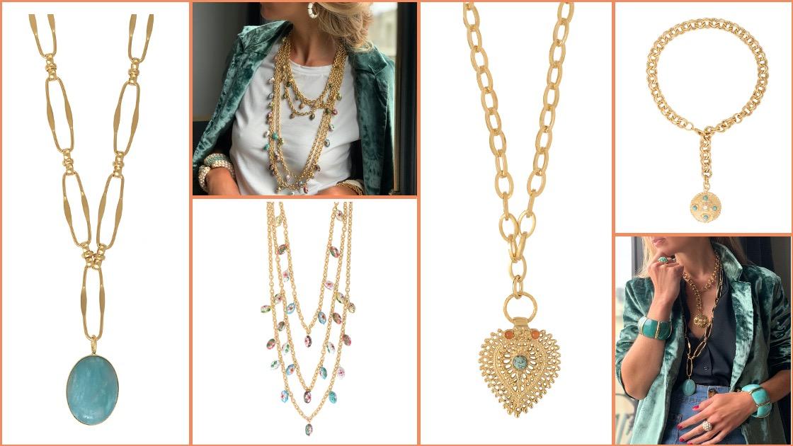 Necklaces - Long necklaces