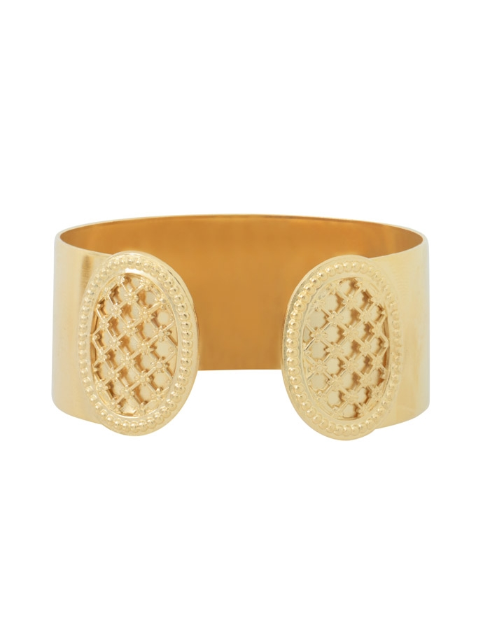 VINCI double lace ovals bangle
