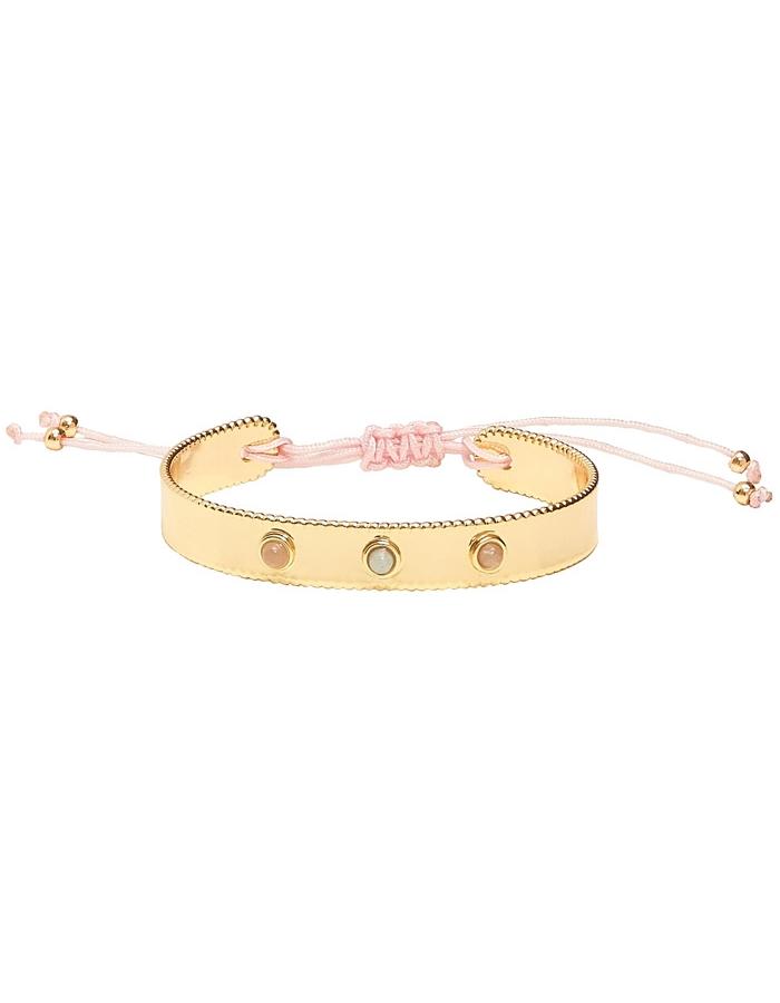 Bracelet 3 pierres enfant TARTINE & CHOCOLAT