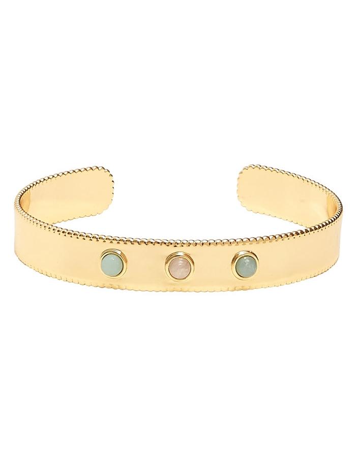 TARTINE & CHOCOLAT mother 3 stones bracelet